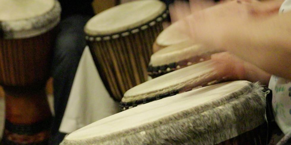 """Wontanara: A Spiritual Journey Through Ensemble African Rhythms"""