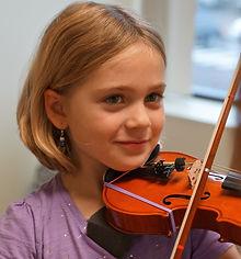 Cambridge Suzuki violin lessons