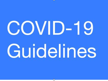 Fall 2021 Cambridge Suzuki Violins  COVID-19 Lesson/Group policies.  (updated 8/22/2021)