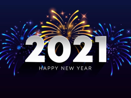Happy New Year to the CMC Community!