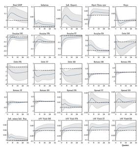 Monetary-Fiscal Crosswinds in the European Monetary Union