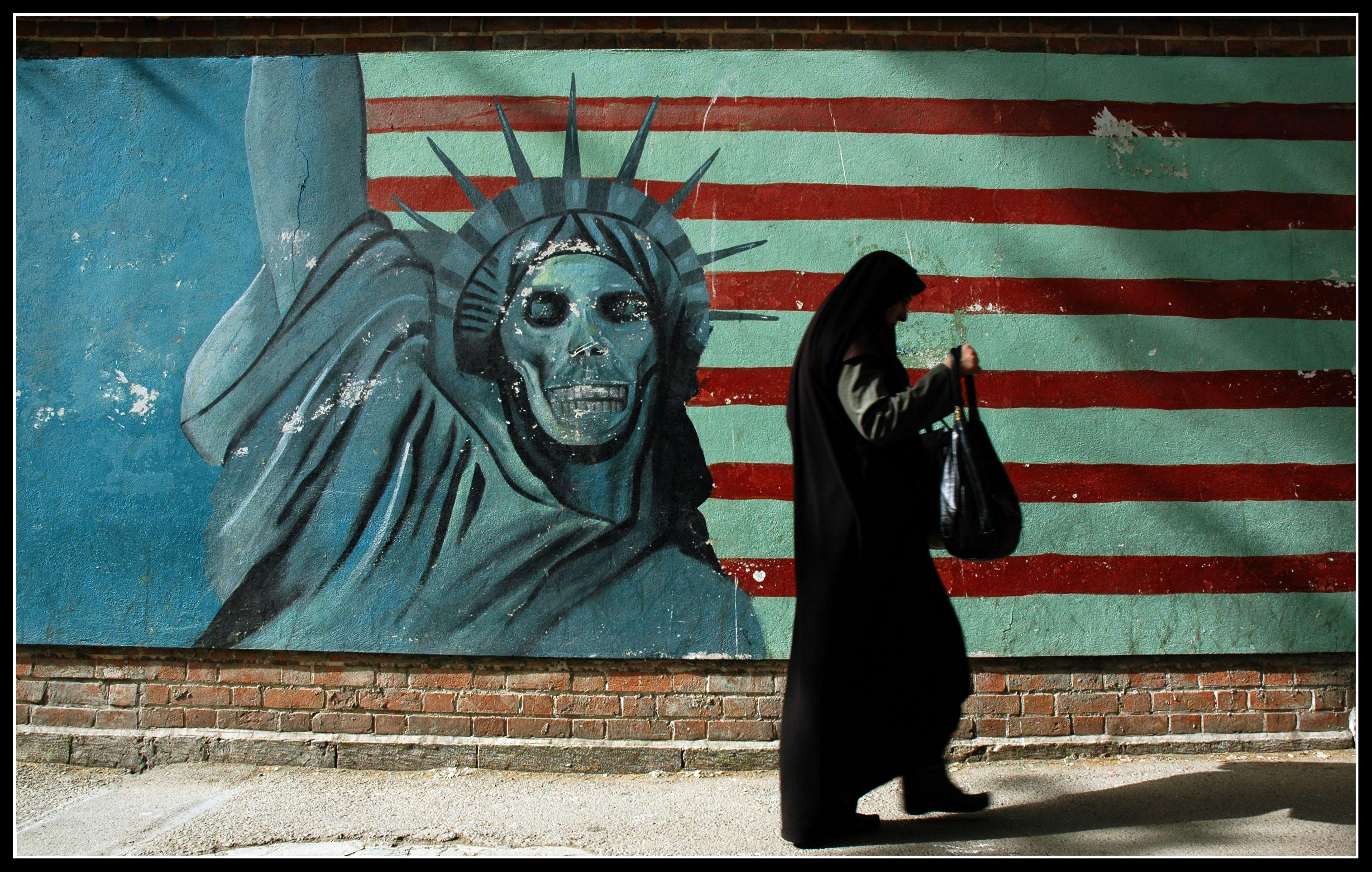 #12 Iran