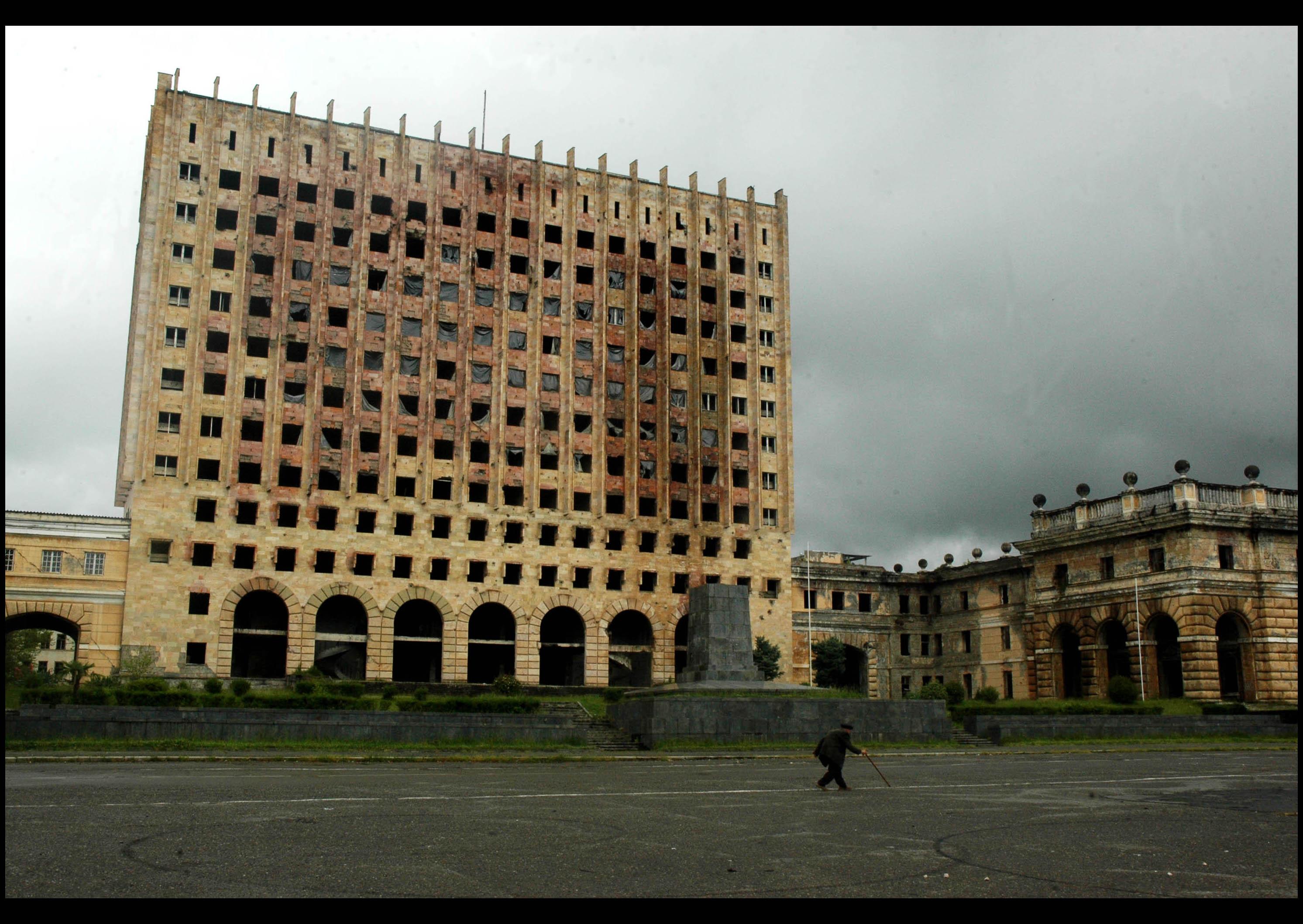 #9 Abkhazia