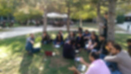 A seminar with amazing people @ Bilket University