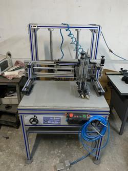 Yarı Otomatik Serigrafi Makinası