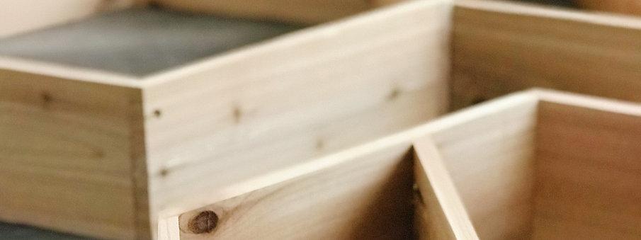 Honeycomb Shelves- Unit of 6