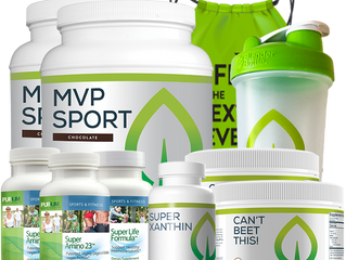 Take Your Workout to the Next Level! - 40 Day Performance Pack on sale!!