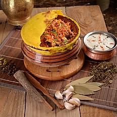 حيدرابادي برياني الدجاج Chicken Hydrabadi Biryani