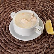 شوربة الذرة الحلوة و الدجاج Sweet Corn Chicken Soup