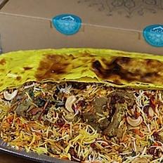 برياني دجاج حيدرابادي - وسط Bryani Chicken Hyderabadi - Medum