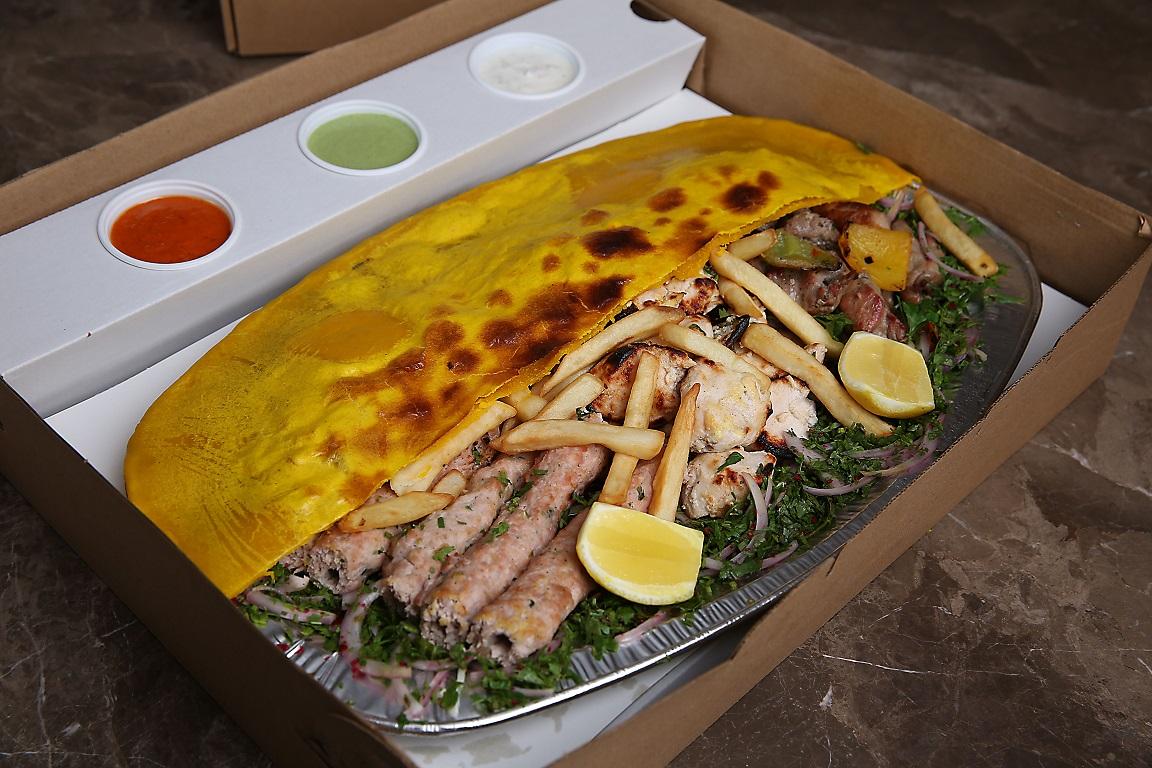 arabic mix tandoori