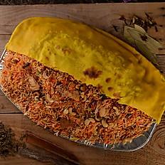 برياني لحم حيدرابادي - كبير Bryani Muton Hyderabadi - Large