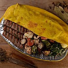 مشكل تندوري عربي - كبير  Mixed Arabic Tandoori - Large