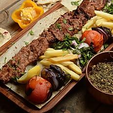 نصف متر ستيك تندوري Half Meter Steak Tandoori
