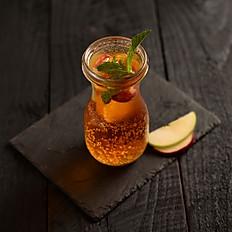 سعودي كوكتيل التفاح الاحمر Saudi Cocktail Red Apples