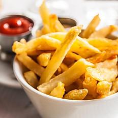 البطاطا المقلية French Fries