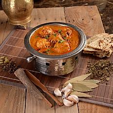 كفتة كاري الدجاج Kofta Chicken Curry