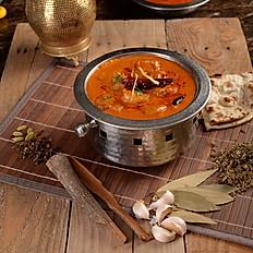 غوا كاري الروبيان Prawns Goa Curry