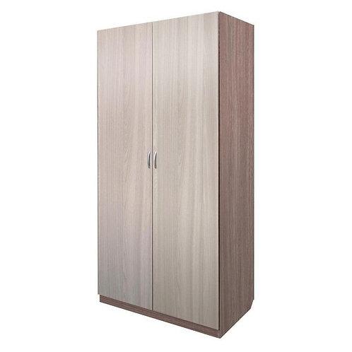 Шкаф распашной 230х100х55 две двери