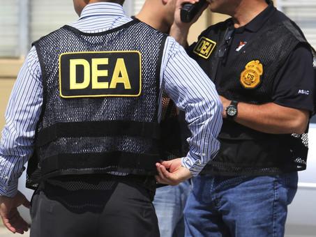 Seizures of methamphetamine & marijuana by law enforcement have risen during pandemic