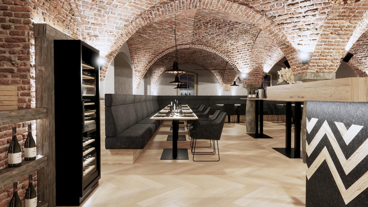 Restaurant Tischler Design
