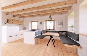 Küche Landhaus modern