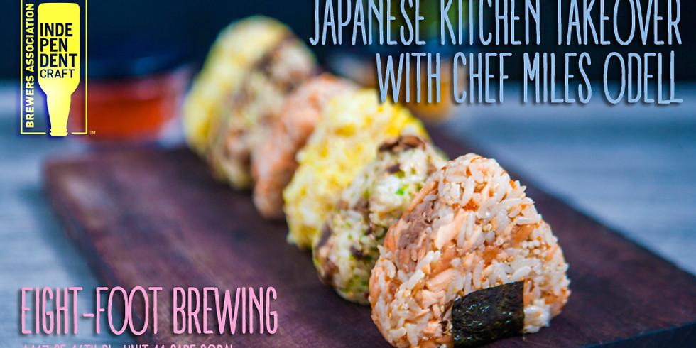 Japanese Inspired Kitchen Takeover