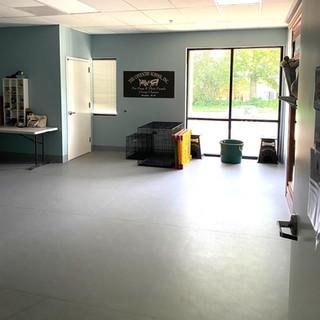 dog training facility in Howard County, Maryland