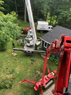 Multi Crane Job