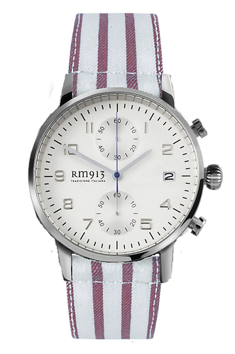 Procida Chrono White