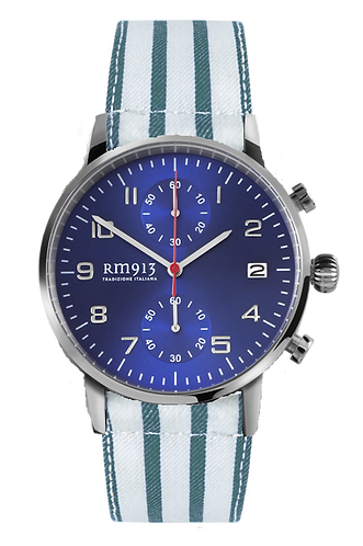 Lipari Chrono Blue