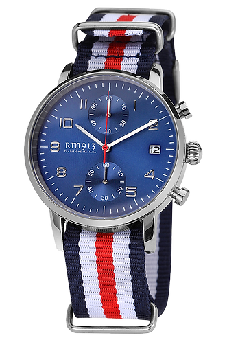 Capri Chrono Blue