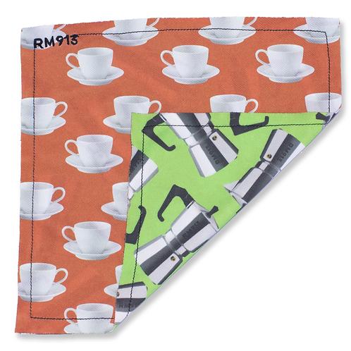 Pocket Square Coffee Cup/Moka