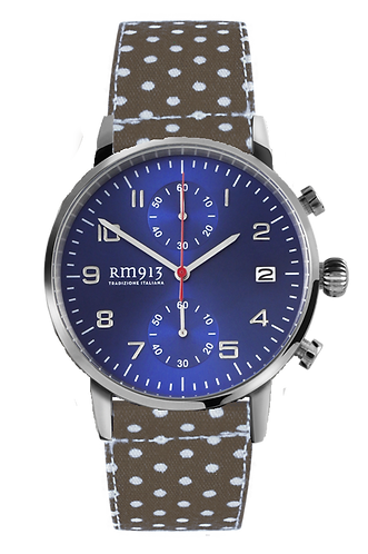 Vulcano Chrono Blue