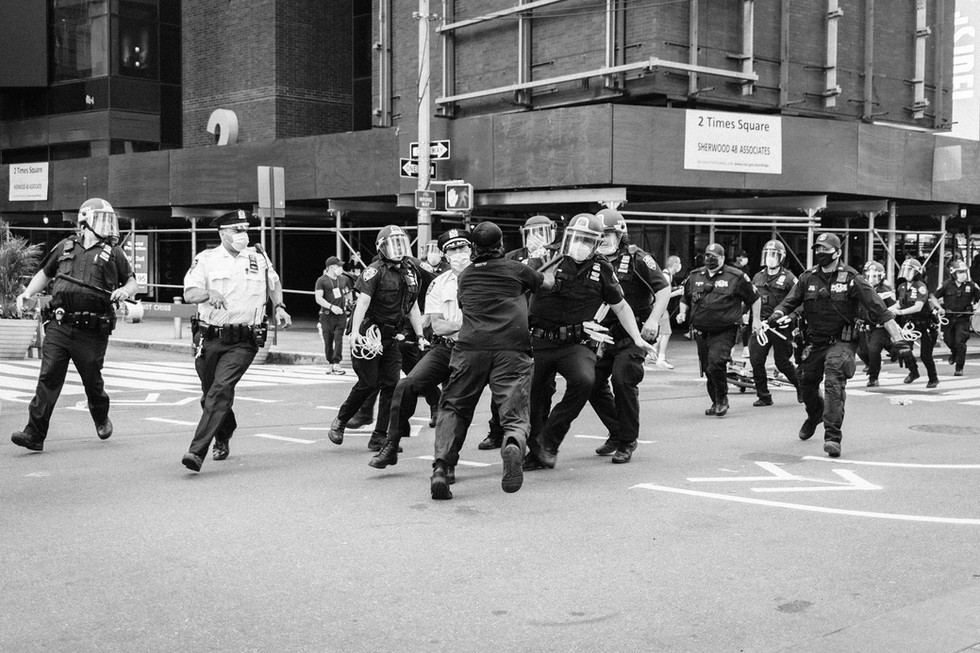New York, New York - Jun, 2020