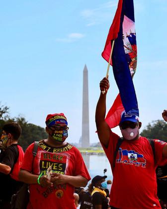 Washington, DC - Aug 28, 2020