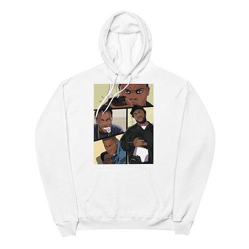 In the Hood Unisex fleece hoodie
