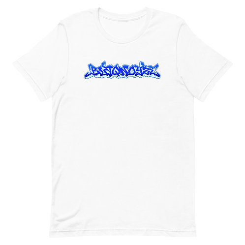 Graffiti Blaqnoyze Short-Sleeve Unisex T-Shirt