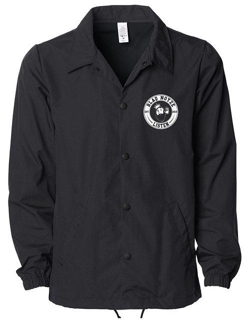 Blaqnoyze Coaches Jacket