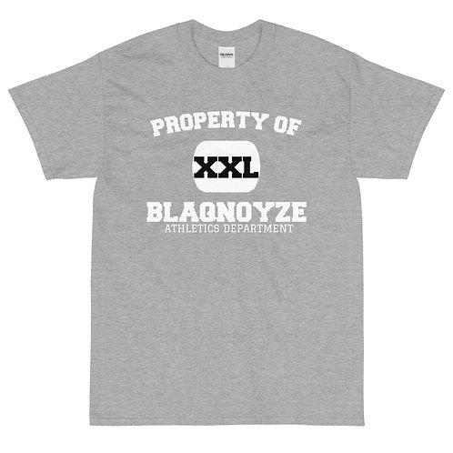 Blaqnoyze Athletics Short Sleeve T-Shirt