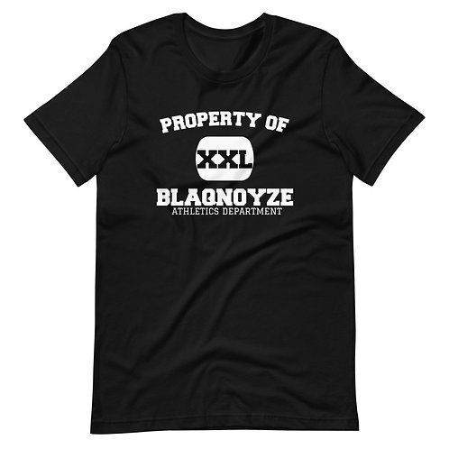 Property Of Blaqnoyze Short-Sleeve Unisex T-Shirt