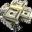 Thumbnail: Get Money Unisex Hoodie
