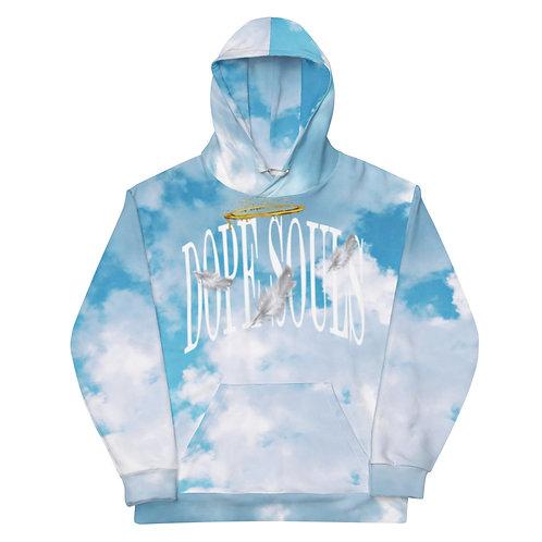 Dope Souls (cloud) Unisex Hoodie