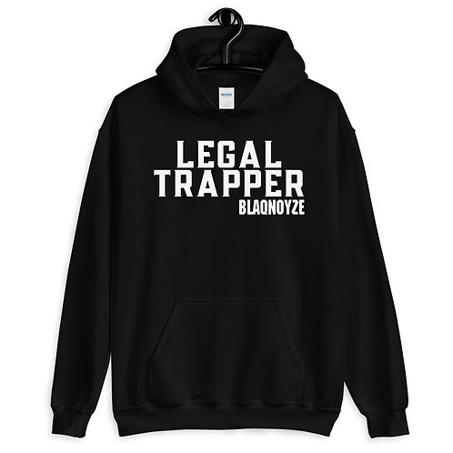 Legal Trapper Unisex Hoodie