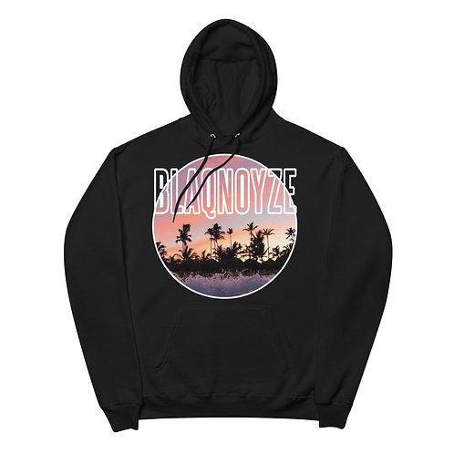 Blaqnoyze Unisex fleece hoodie