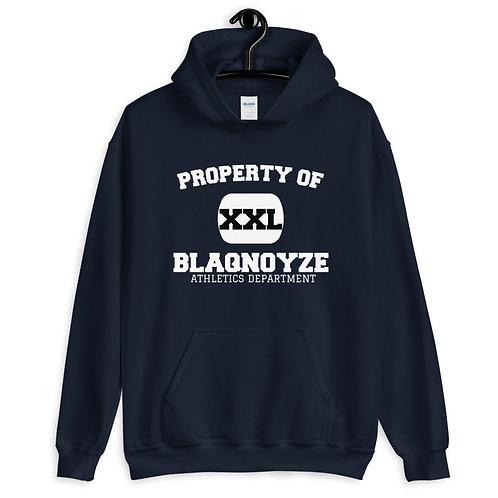Property Of Blaqnoyze Unisex Hoodie