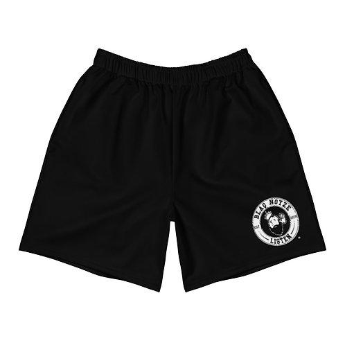 Blaqnoyze Men's Athletic Long Shorts