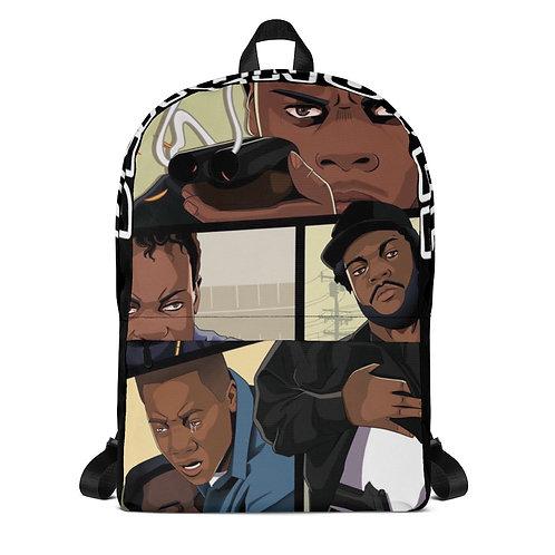 In the Hood Backpack
