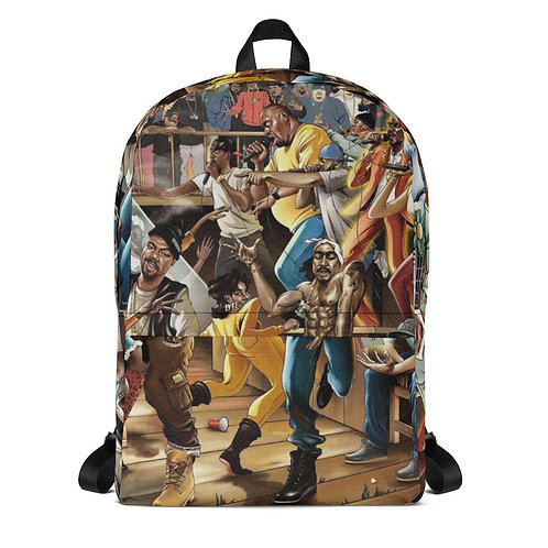 Hiphop Backpack