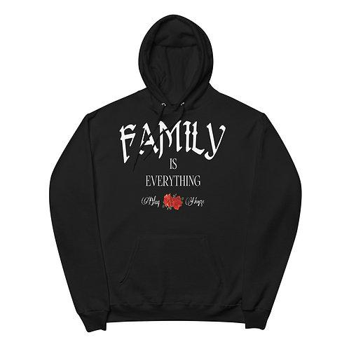 Family Unisex fleece hoodie